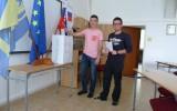 Študentské voľby do EU Parlamentu 2014 (12/18)