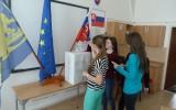 Študentské voľby do EU Parlamentu 2014 (13/18)