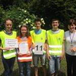 Majstrovstvá SR mladých záchranárov CO
