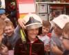 Návšteva požiarnikov v ŠKD