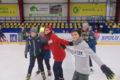 Predvianočné korčuľovanie