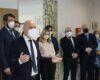 Minister školstva a poslanec NR SR na návšteve cirkevnej školy