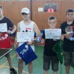 Víťazi súťaže v stolnom tenise 2021